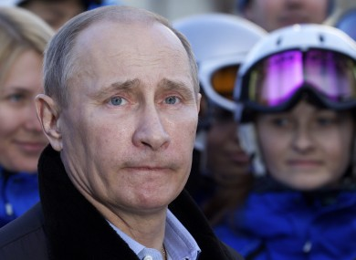 Russian President Vladimir Putin caused controversy earlier this month when he suggested gay people should