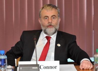 SIPTU President Jack O'Connor