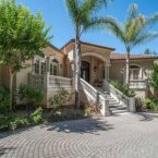 5.695 million dollars for this six-bed south of San Jose.<span class=