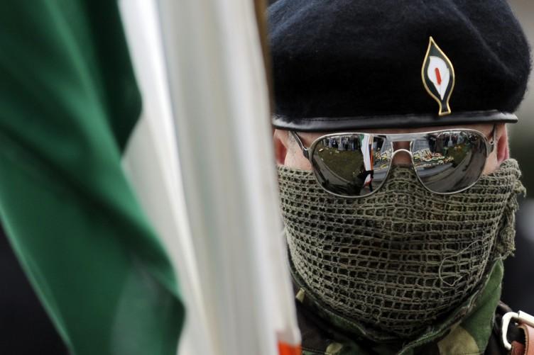 Text Analysis of Gerry Adam's Speech After 1994 Ira Ceasefire