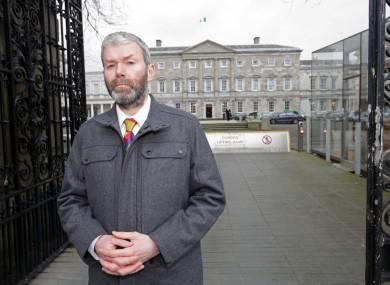 Garda whistleblower John Wilson.