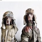 The Pointer Brothers are a darling duo from Vancouver who like to dress up. <span class=