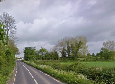 The road near Newtown, New Inn.