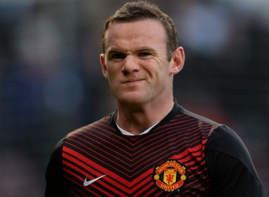 Wayne Rooney will be keen to add to his five goals in five matches against City.