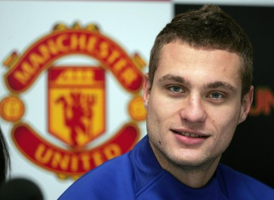 Manchester United captain Nemanja Vidic has confirmed he will leave the club at the end of the season.