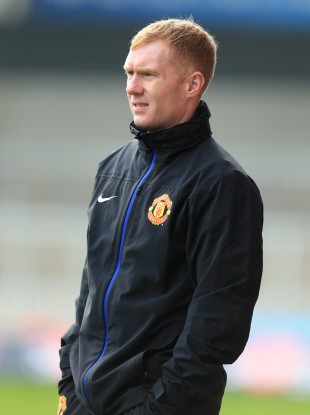 Paul Scholes doesn't think the absence of their last-16 will impact Manchester United.