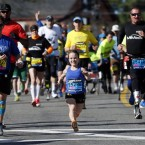Mobility-impaired runner Juli Windsor<span class=