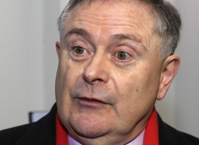 Minister for Public Expenditure and Reform Brendan Howlin