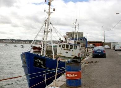 Skerries Harbour.