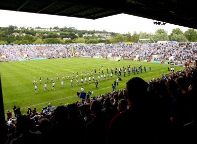 Cork's Pairc Ui Caoimhe is in line for an upgrade
