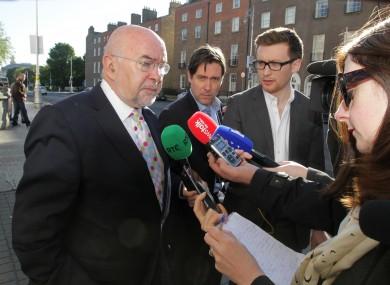 Ruairí Quinn (file)