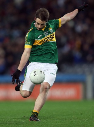 Stephen O'Brien will make his championship debut on Sunday.