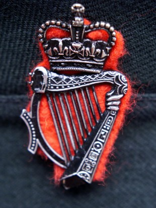 The badge of the Royal Ulster Constabulary
