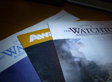 What is it like to be a Jehovah's Witness in Ireland