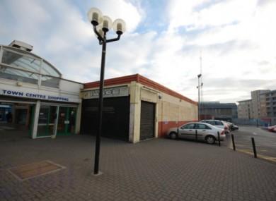 Ballymun Shopping Centre