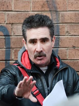 Martin Collins (File photo)