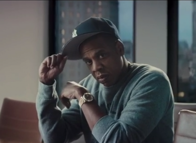 Jay-Z pays his dues to The Captain.