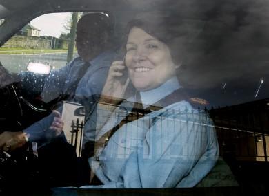 Interim Garda Commissioner Noirin O'Sullivan