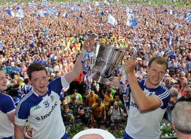 Can Conor McManus and Owen Lennon lift the Anglo-Celt Cup again?