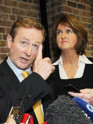 Could Enda Kenny and Joan Burton work out their own version of the Mullingar Accord?