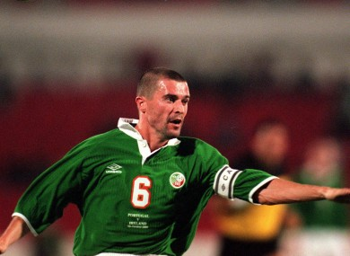 It is widely agreed that Ireland no longer produce players of Roy Keane's calibre.