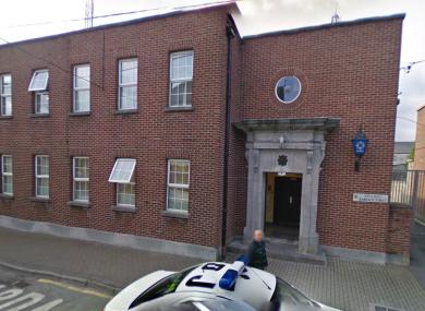 Athlone Garda Station.
