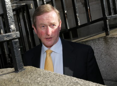 Enda Kenny (File photo)