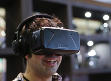 Oculus Rift, the VR headset which was purchased by Facebook earlier this year, originally began as a Kickstarter project.