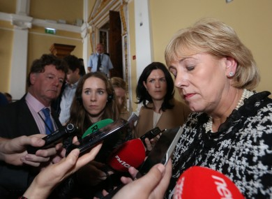 A bad week for Arts Minister Heather Humphreys