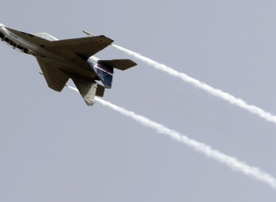 FILE: Russian fighter jet MIG-35
