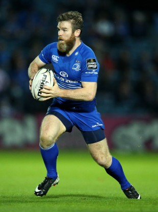 D'Arcy was in strong form for Leinster on Friday, while his beard remains world-class.