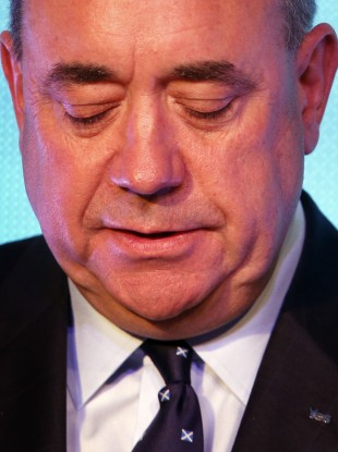 A bad end to the week for Alex Salmond