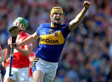 Seamus Callanan will lead from the front again.