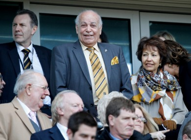 Hull City owner put club up for sale after 'Tigers' name