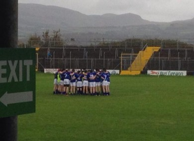 Leitrim champs Aughawillan dodged the exit and sent Tubbercurry tumbling out of the Connacht SFC championship.