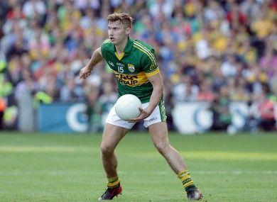 Is James O'Donoghue a banker for Footballer of the Year?