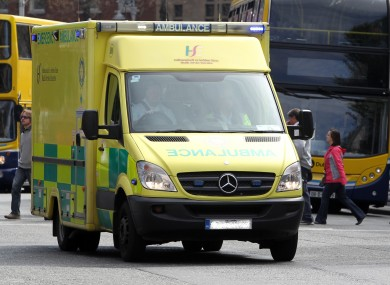 Paramedic: 'It's only a matter of time before an ambulance