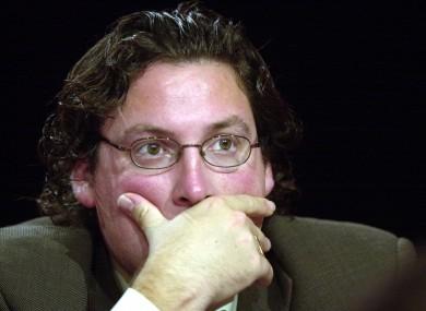 David Leach pictured in 2001.