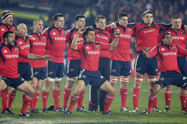 Haka Vs Haka And Doug Vs Joe Remembering Munster Vs All Blacks Six Years On
