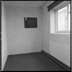 Warden's recreation room at the RUC station.<span class=