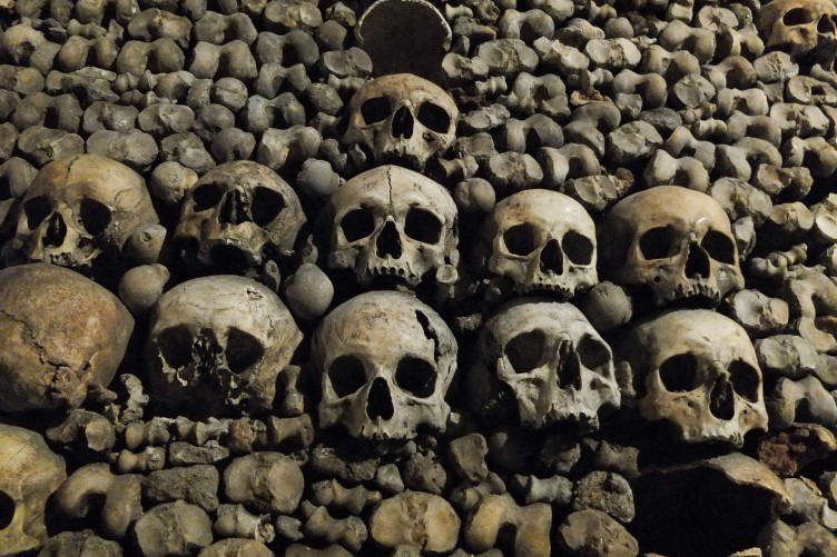 Urban legends and black masses: The eerie secrets of the Paris Catacombs
