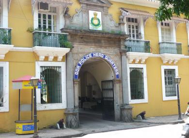 Goa Police Head Quarters