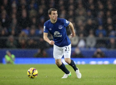 Seamus Coleman has reportedly attracted interest from Man United.