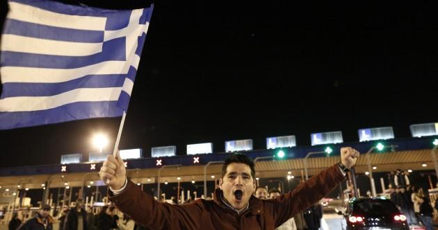 Who are Syriza?