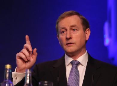 Taoiseach Enda Kenny (File photo)