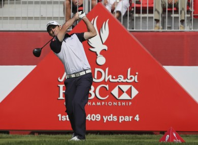 It's Stal's first victory on the European Tour.