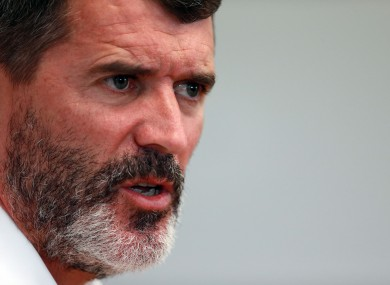 Roy Keane doesn't like journalists arriving unannounced at his gaff. Who'd have guessed?