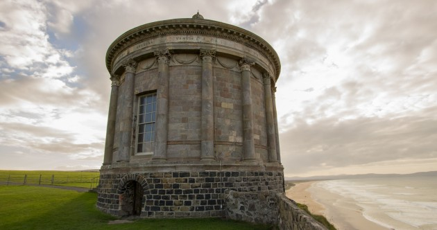 This dramatic Derry clifftop estate was a magnet for high society
