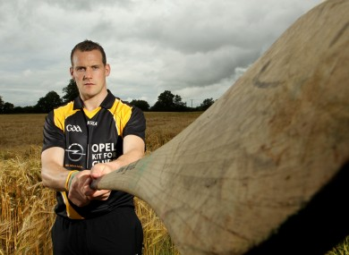 Eight-time All-Ireland winning defender Jackie Tyrell is heading to Miami to swap hurling for baseball.