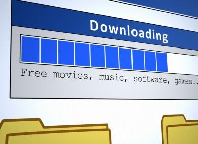 Three arrested over popular film download website